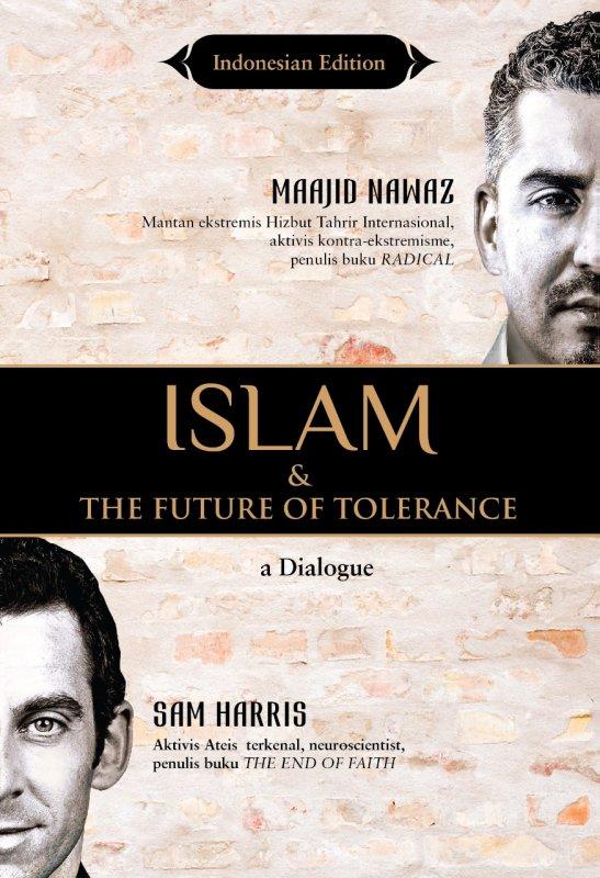 Cover Buku Islam & The Future of Tolerance (Pre Order)