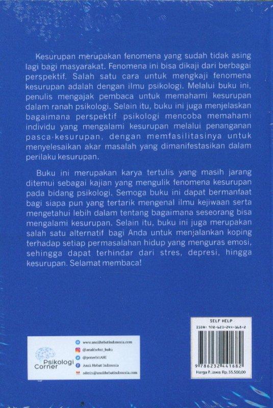 Cover Belakang Buku Under Standing Kesurupan