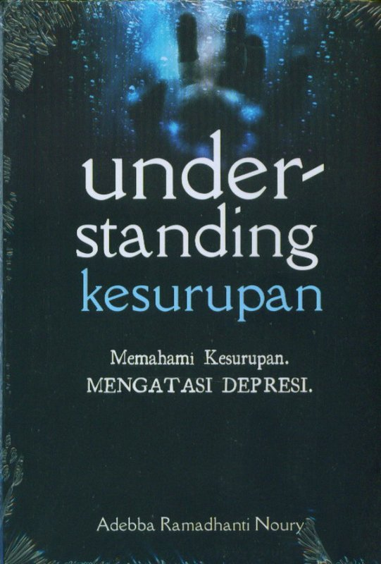 Cover Buku Under Standing Kesurupan
