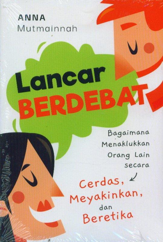 Cover Buku Lancar Berdebat