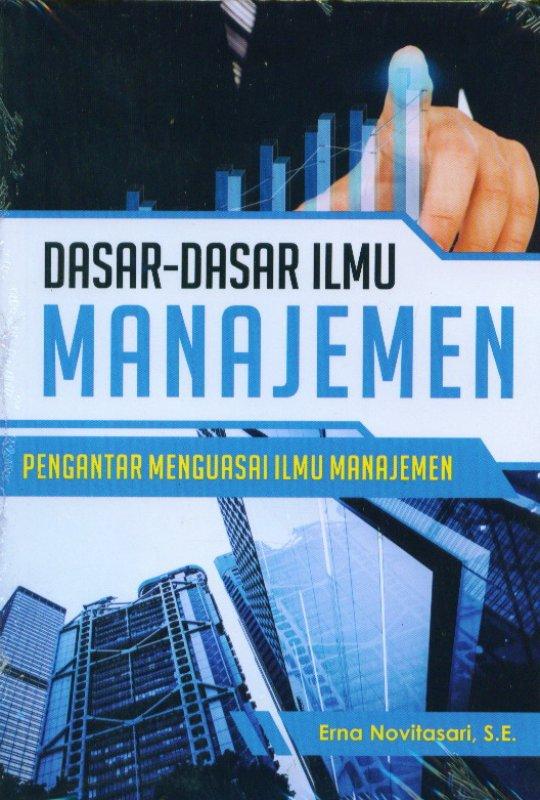 Cover Buku Dasar-Dasar Ilmu Manajemen