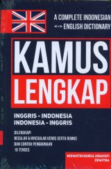 Detail Buku Kamus Lengkap Inggris-Indonesia Indonesia-Inggris: A Complete Indonesian <-> English Dictionary