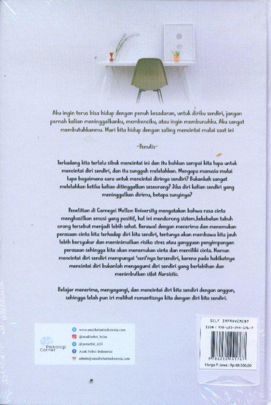 Cover Belakang Buku Baca Buku Ini Saat Engkau Lelah (Hard Cover)