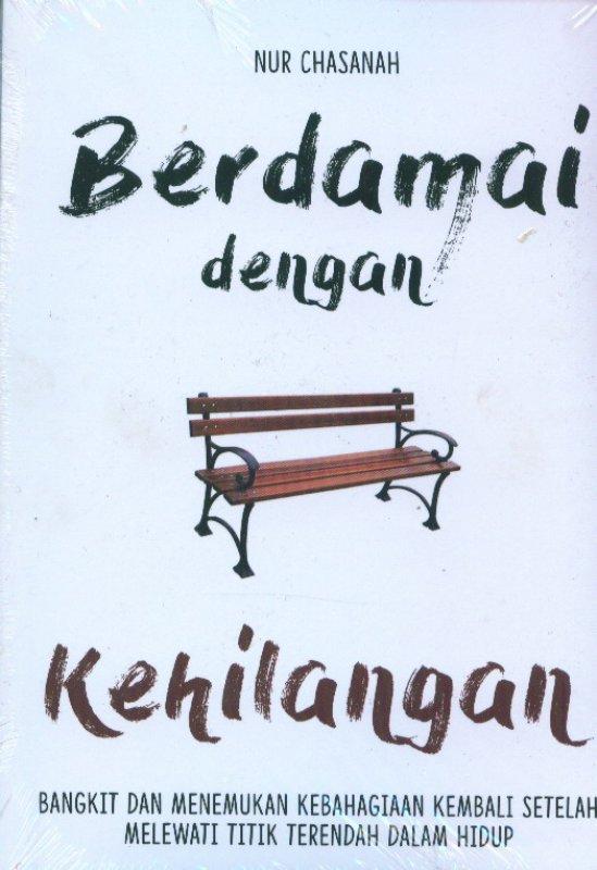 Cover Buku Berdamai Dengan Kehilangan
