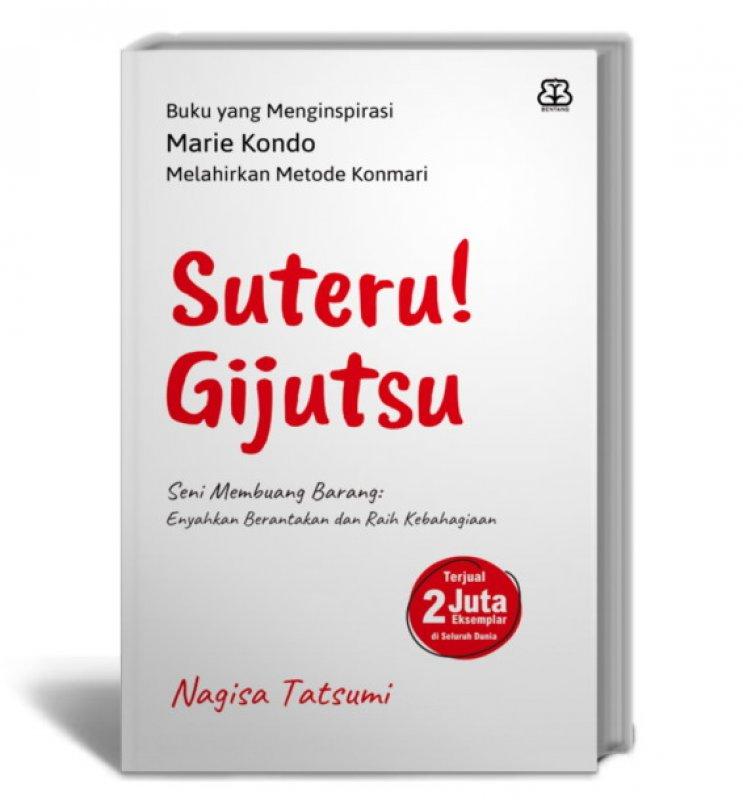 Cover Buku Suteru! Gijutsu