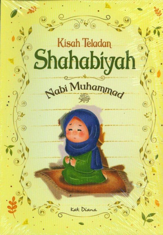 Cover Buku Kisah Teladan Shahabiyah Nabi Muhammad