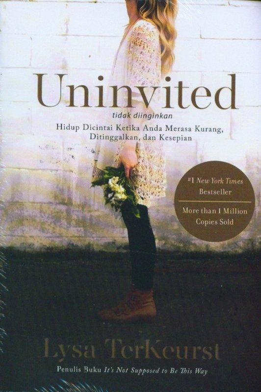 Cover Buku UNINVITED (Tidak Diinginkan)