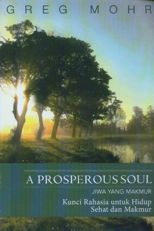 Cover Buku Jiwa Yang Makmur