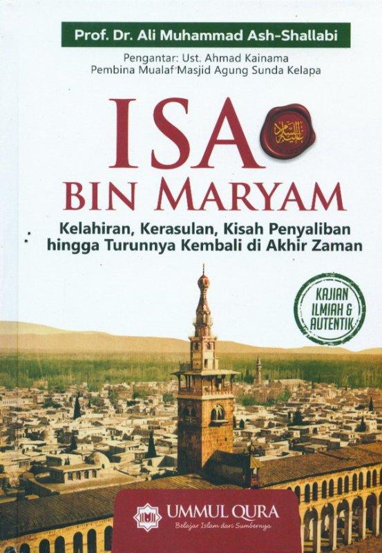 Cover Buku ISA BIN MARYAM