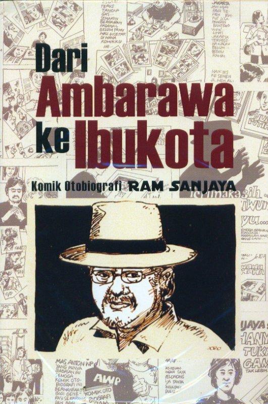 Cover Buku Dari Ambarawa Ke Ibukota