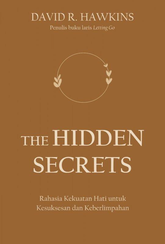Cover Buku The Hidden Secrets (Pre-Order)