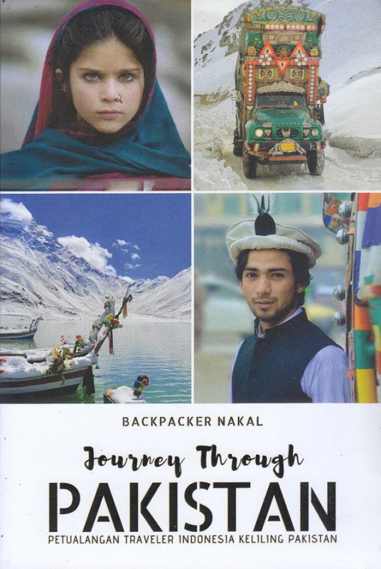 Cover Journey Through Pakistan