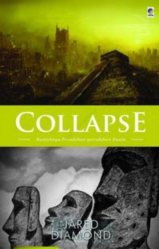 Cover Belakang Buku Collapse