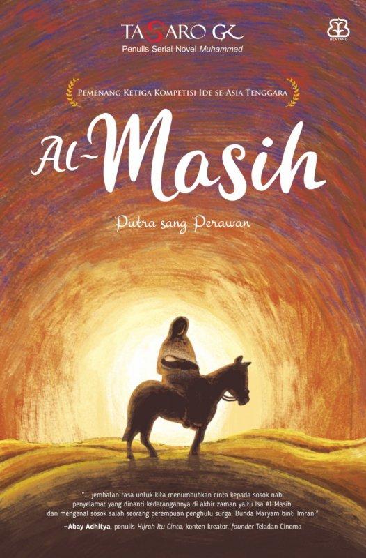 Cover Buku Al-Masih: Putra Sang Perawan (Pre-Order)