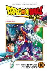 Dragon Ball Super Vol. 10 (pre order)