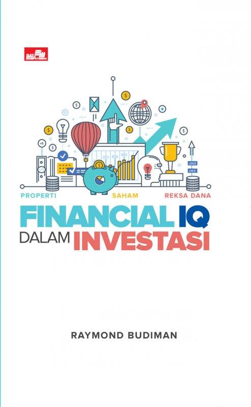 Cover Buku Financial Iq Dalam Investasi (Hc)-bisnis