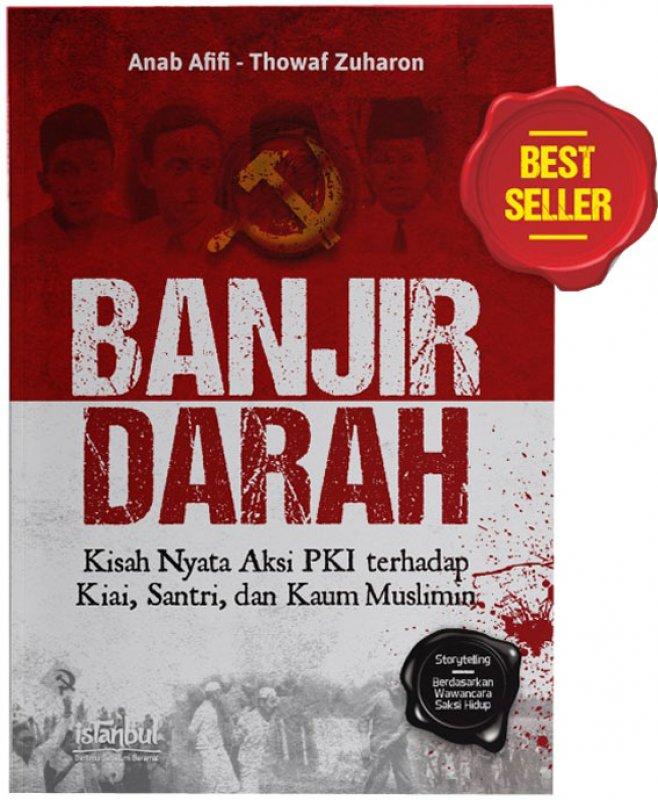Cover Buku Banjir Darah