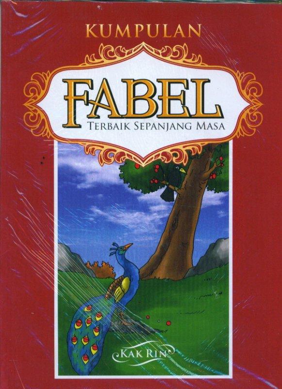 Cover Buku Kumpulan Fabel Terbaik Sepanjang Masa