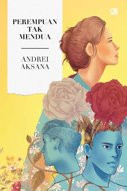 Cover Belakang Buku Perempuan Tak Mendua-novel