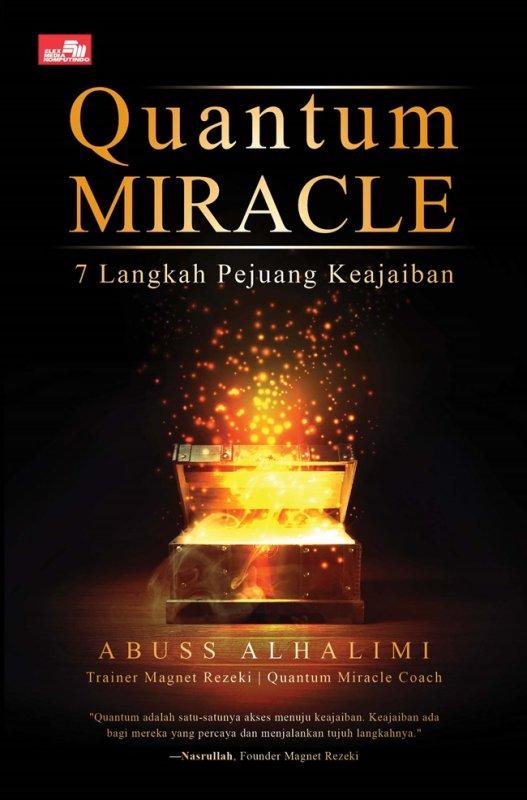 Cover Buku Quantum Miracle-7 langkah pejuang keajaiban