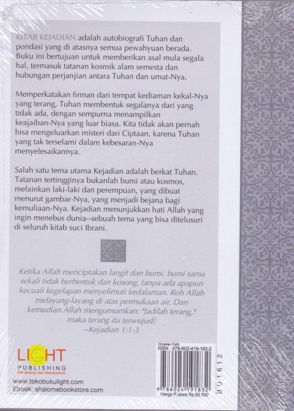 Cover Belakang Buku KEJADIAN
