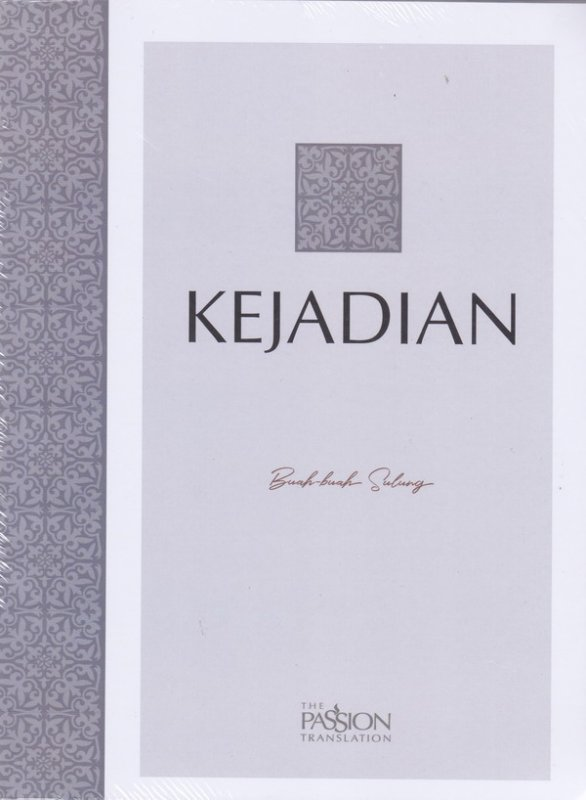 Cover Buku KEJADIAN