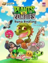 Educomics Plants VS Zombies: Dunia Binatang