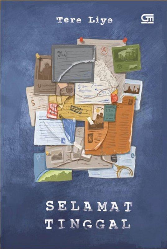 Cover Buku Selamat Tinggal