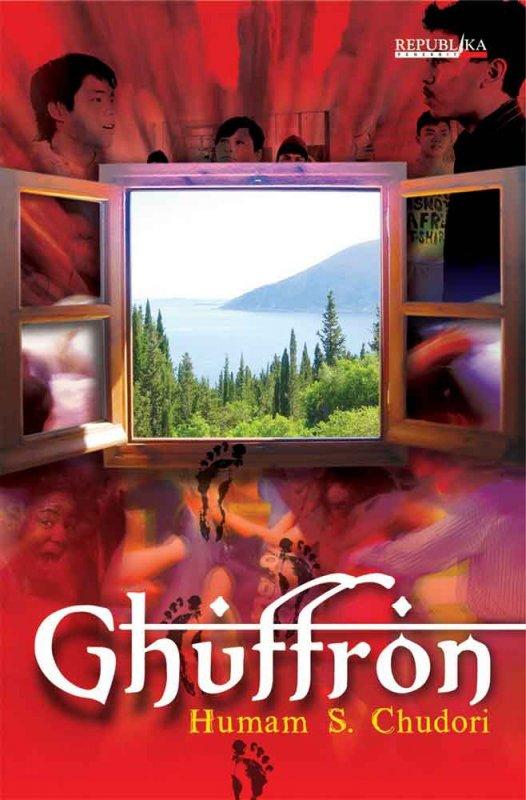 Cover Buku Ghuffron