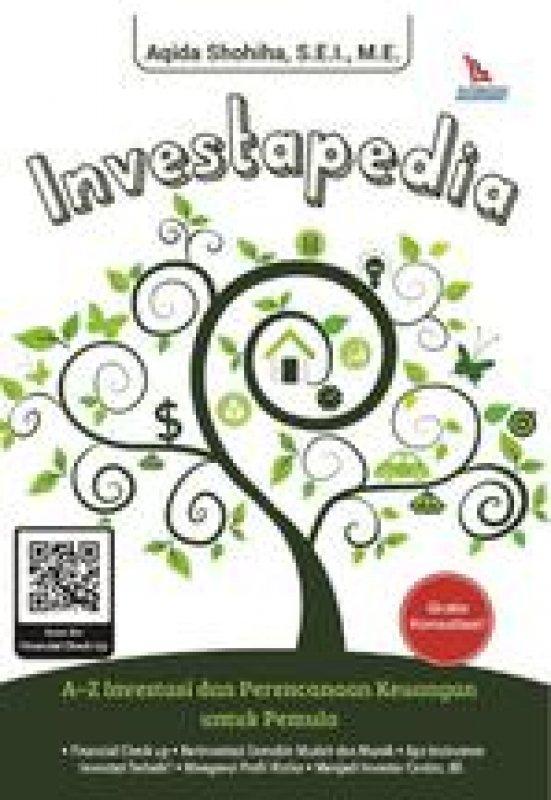 Cover Buku Investapedia