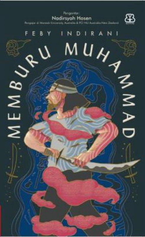 Cover Buku Memburu Muhammad