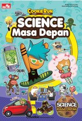 Cookie Run Sweet Escape Adventure! - Science Masa Depan