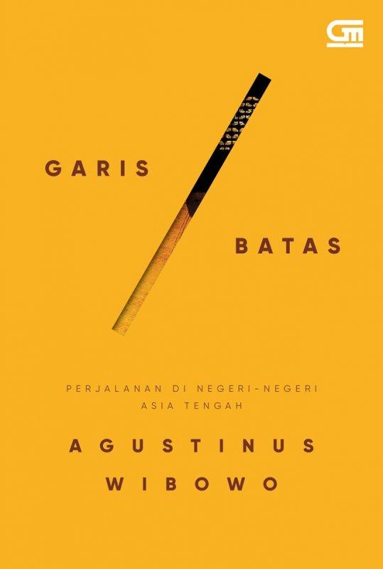 Cover Buku Garis Batas - Cover baru 2020