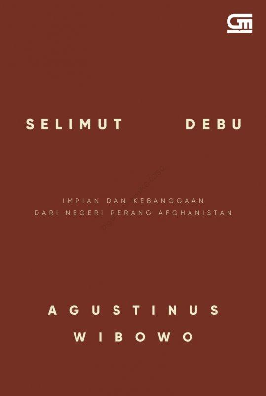 Cover Buku Selimut Debu - Cover baru 2020