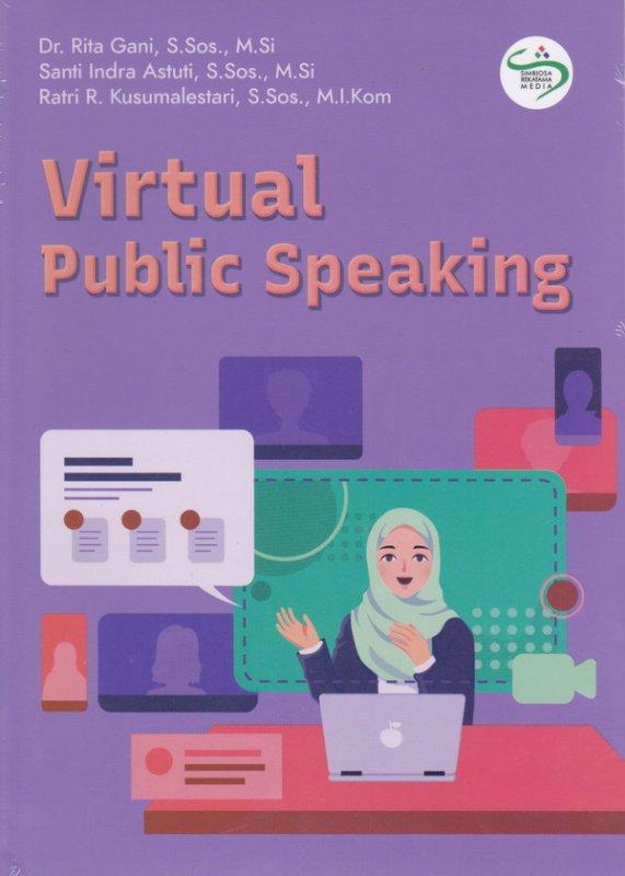 Cover Buku Virtual Public Speaking