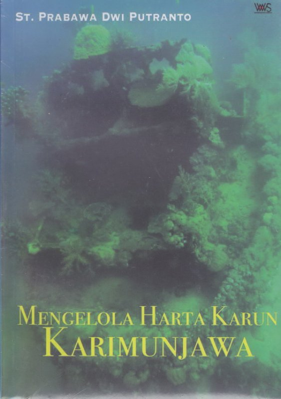 Cover Buku MENGELOLA HARTA KARUN KARIMUNJAWA