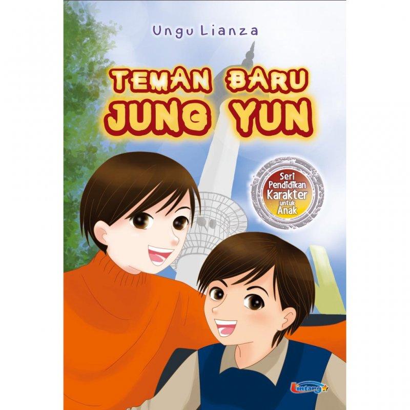 Cover Buku Teman Baru JUNG YUN