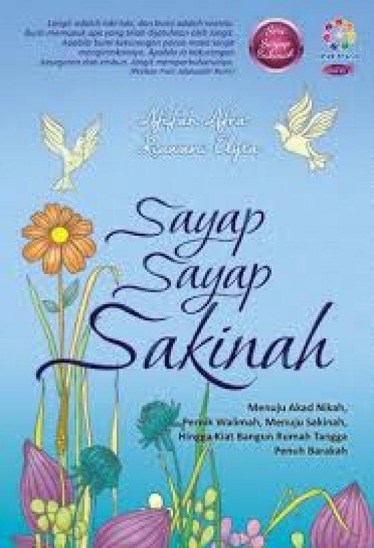 Cover Buku Sayap-Sayap Sakinah