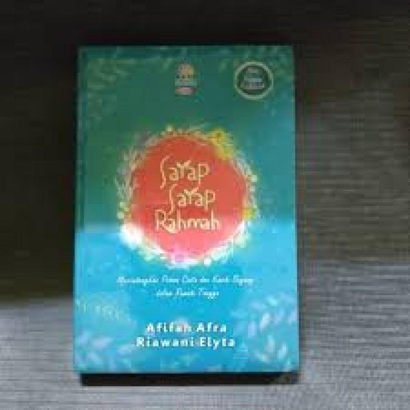 Cover Buku Sayap-Sayap Rahmah