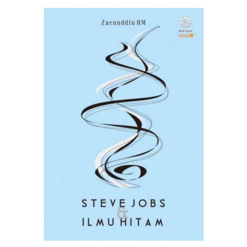 Cover Buku Steve Jobs & Ilmu Hitam