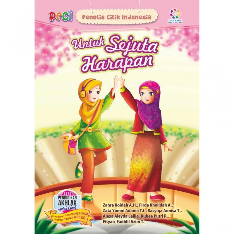 Cover Buku Untuk Sejuta Harapan