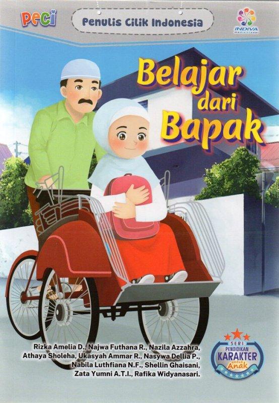 Cover Buku Belajar Dari Bapak
