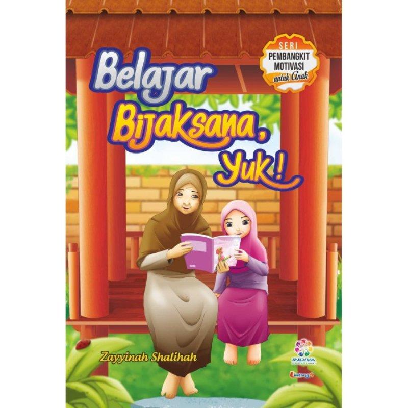 Cover Belakang Buku Belajar Bijaksana Yuk!