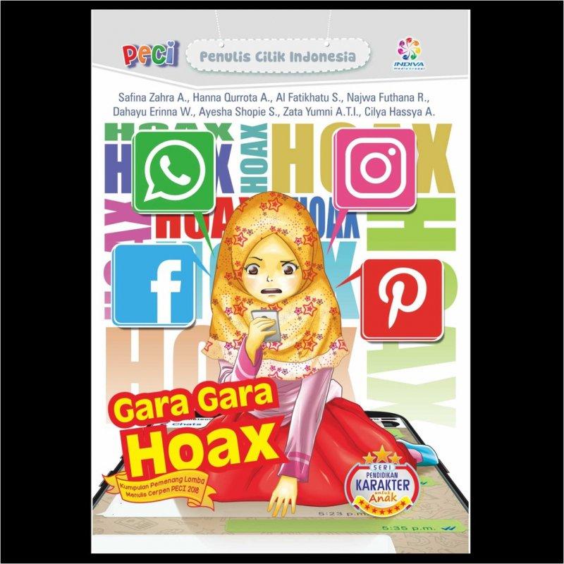 Cover Buku Gara-Gara Hoax