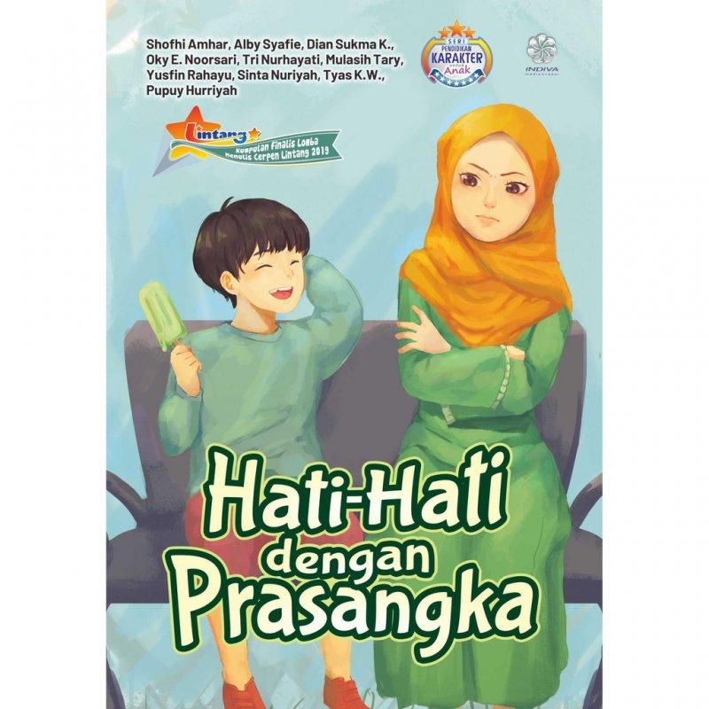 Cover Buku Hati-Hati dengan Prasangka