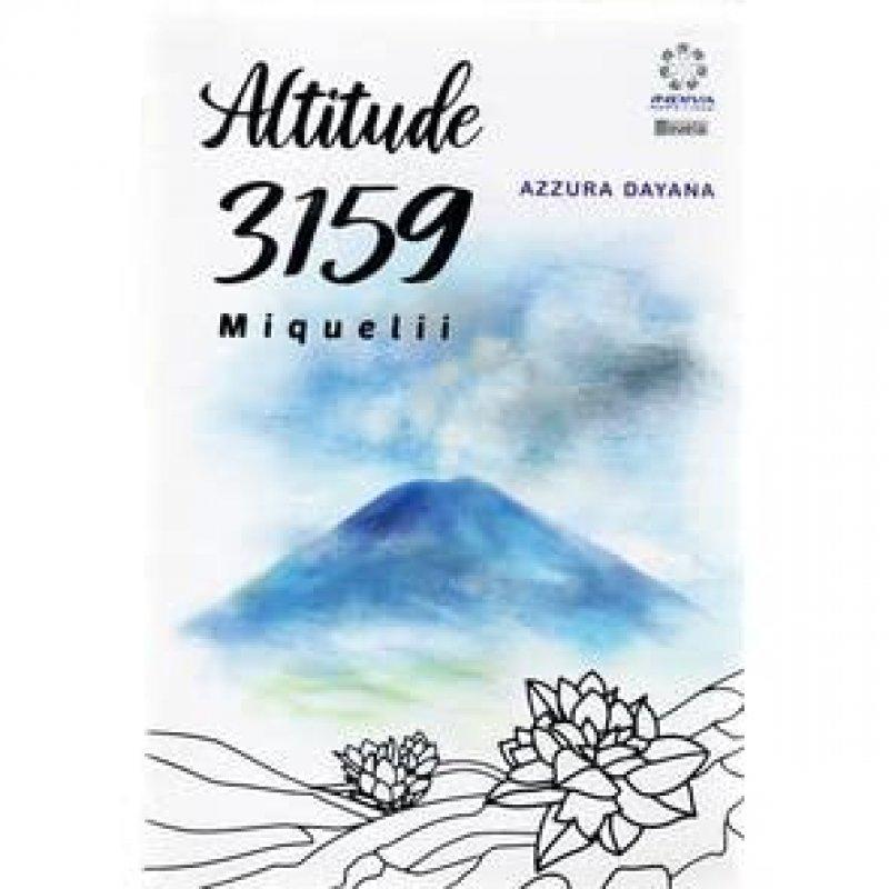 Cover Buku Altitude 3159:Miquelii