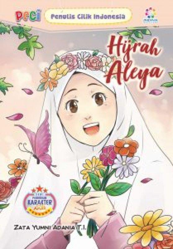 Cover Buku Hijrah Aleya