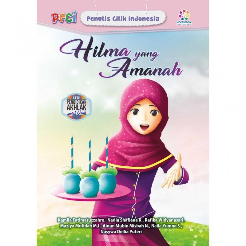 Cover Buku Hilma yang amanah