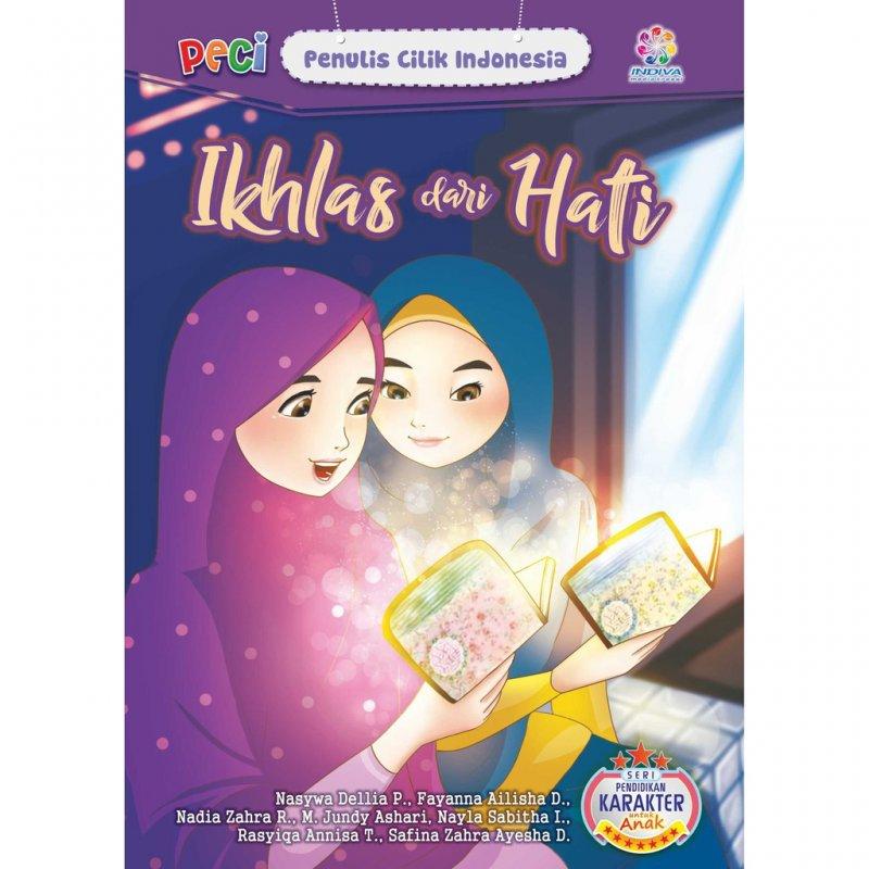 Cover Buku Ikhlas dari Hati
