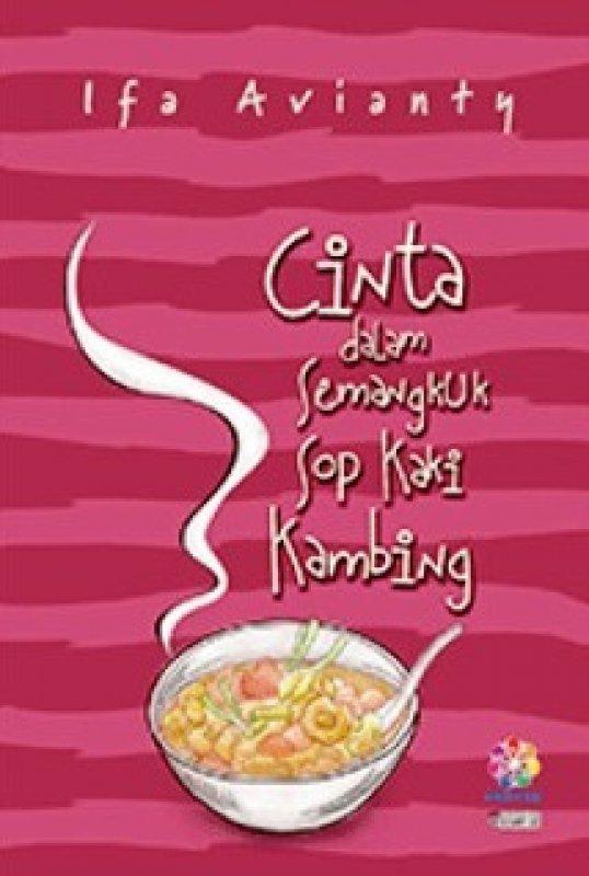 Cover Buku Cinta dalam Semangkuk Sop Kaki Kambing